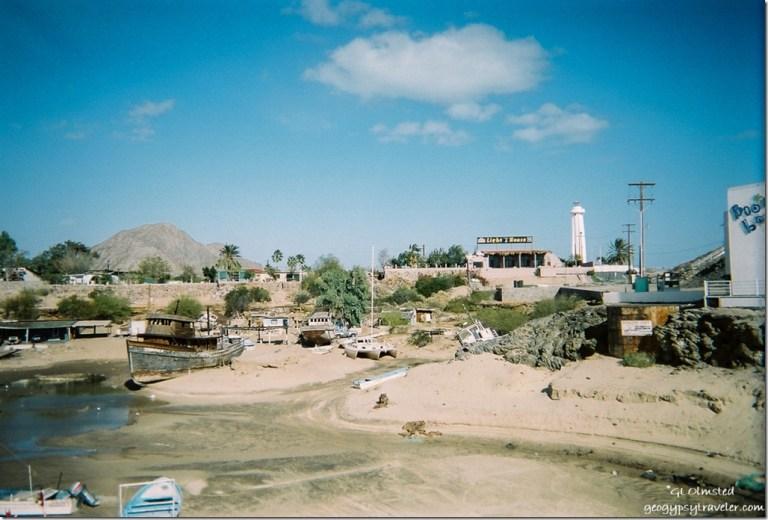 harbor San Felipe Baja Mexico