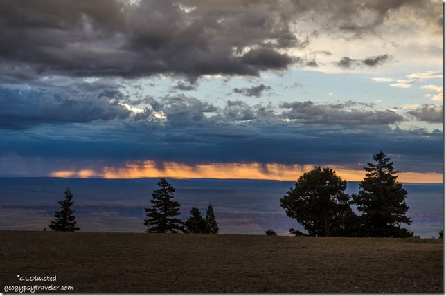 sunrise Marble View Kaibab National Forest Arizona