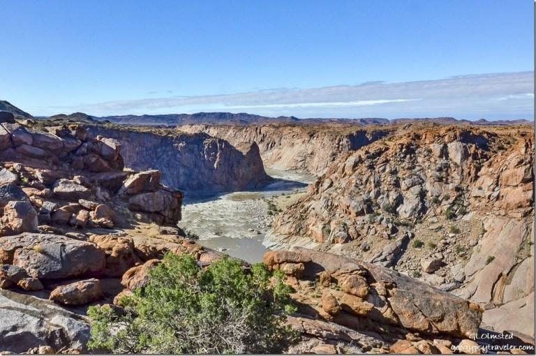 Orange River Augrabies Falls National Park South Africa