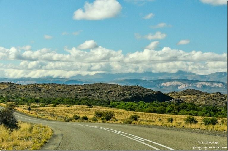 Groot Swartberg N12 S to Oudtshoorn South Africa