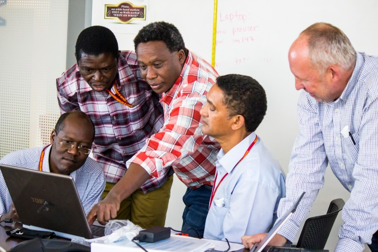 Read more about the article USC training launches a new era of air pollution health research in eastern Africa