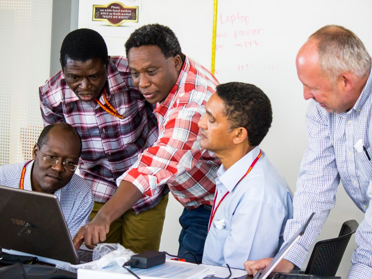 USC training launches a new era of air pollution health research in eastern Africa