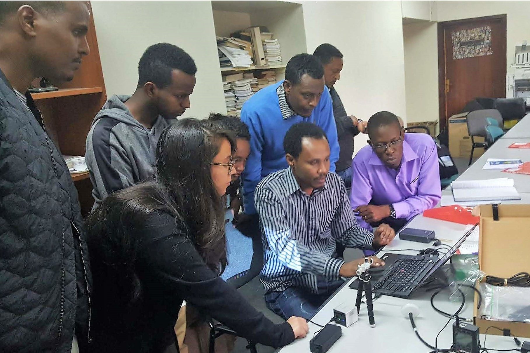 You are currently viewing Household Air Pollution Training Workshop