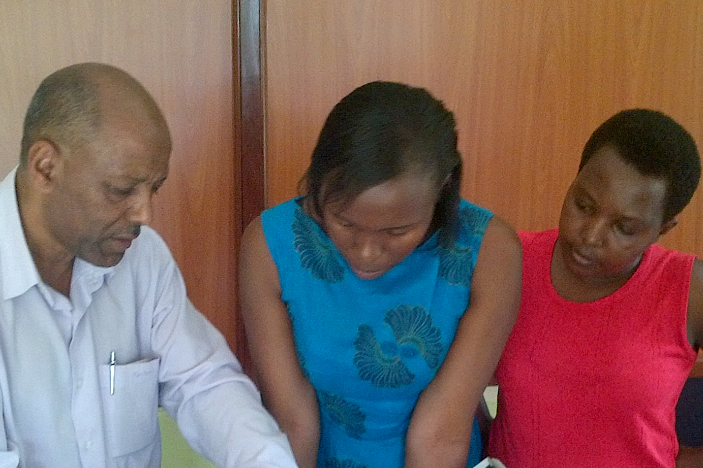 Exposure Monitoring Training Workshop, Uganda