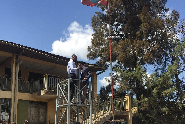 Exposure TrainingWorkshop, Ethiopia