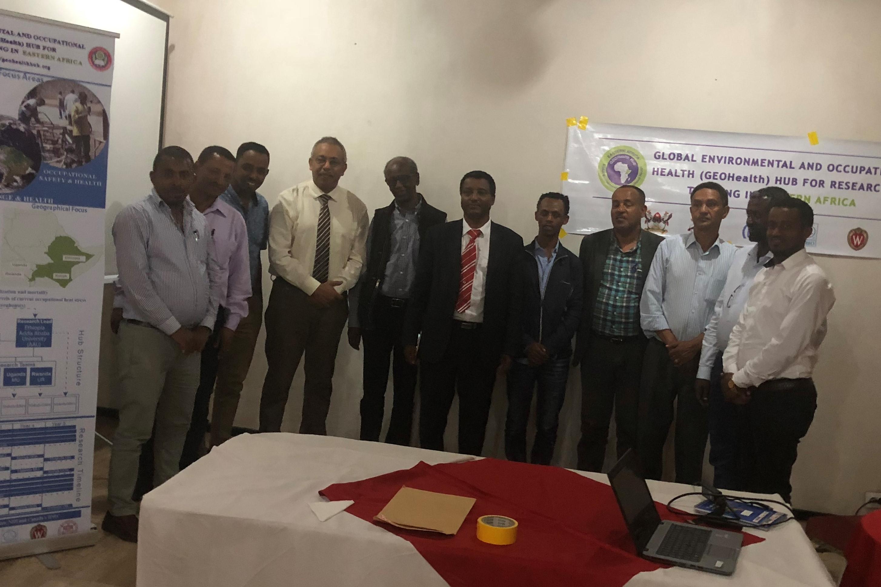 Project Updates & Publications Visit, Ethiopia