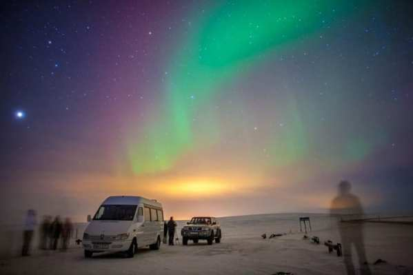 Northernlights Tour Iceland