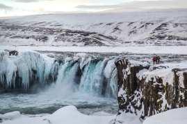 Mývatn Classic Goðafoss Waterfall