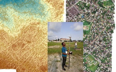 Drone Surveying, Mapping and Inspection Service in Nigeria