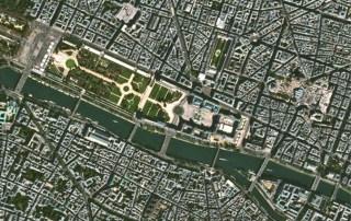 Spot 6, resolución espacial de 1.5 mts