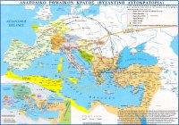 Η ΒΥΖΑΝΤΙΝΗ ΑΥΤΟΚΡΑΤΟΡΙΑ (476 μ.Χ.)