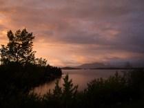 Sunrise Tuesday