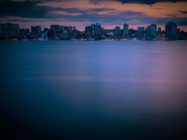 halifax-skyline-sunset