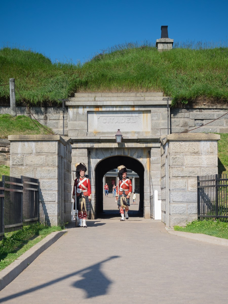 halifax-citadel-changing-guard