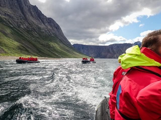 zodiacs-saglek-fjord