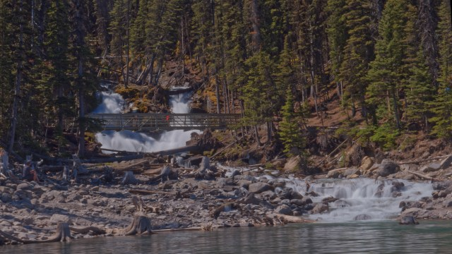 Rawson Creek waterfall