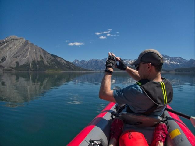 kayak photographer