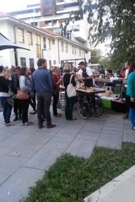 Forage food market