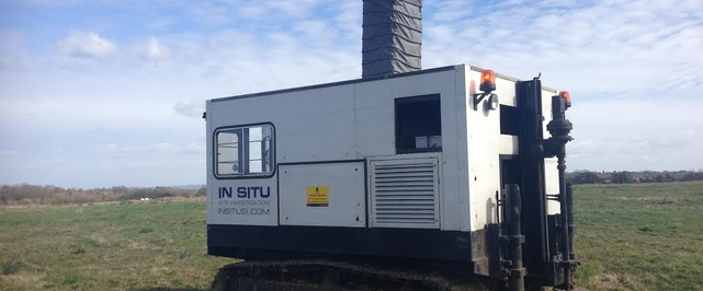 CPT Data - In Situ - Geolabs