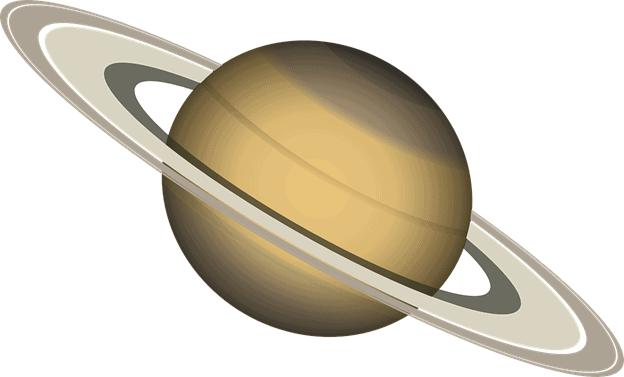 Planet of Rings: Saturn
