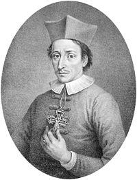 Nicolás Steno (1638-1686), polímata, médico, y anatomista danés del siglo XVII, considerado el padre de la Geología. Tras convertirse al catolicismo, murió como obispo misionero.