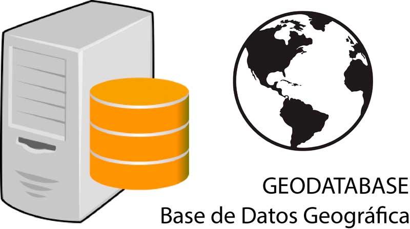 Qué es una geodatabase