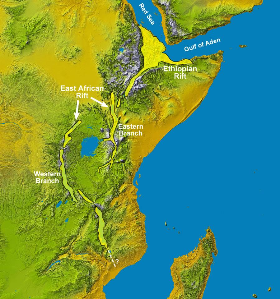 Resultado de imagen de rift valley
