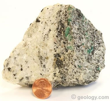 Crabtree Emerald Mine Pegmatite