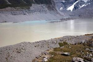 Glacial Lake, NZ