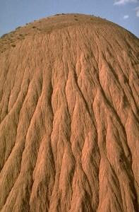 Badlands Erosion