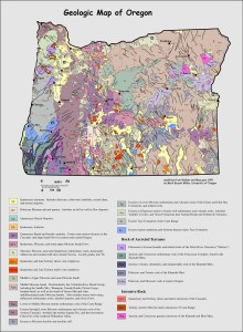 Oregon Geomap
