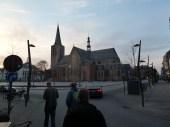 Het altijd mooie Turnhout by Night... het blijft Nederlands klinken voor een Belgische stad :)