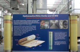Explanation of reverse osmosis.