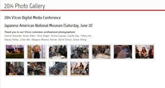 My photo on the V3Con website.