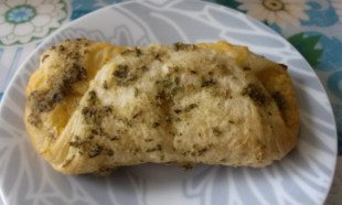 Butter and Herb Burritos. Photo by Laylita Day.