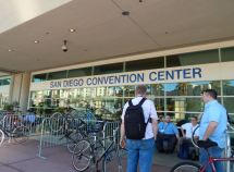 SD Convention Center. Photo by Laylita Day.
