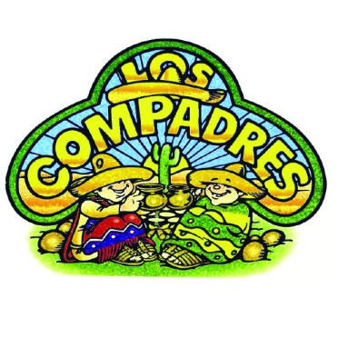 Los Compardes Sign. Image from Google Images.