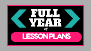 FULL YEAR OF GEOMETRY LESSON PLANS