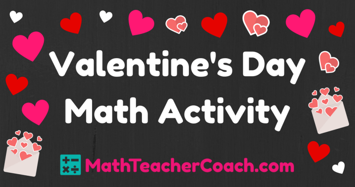 Valentines Day Math Activity - Geometry - Classifying Quadrilaterals