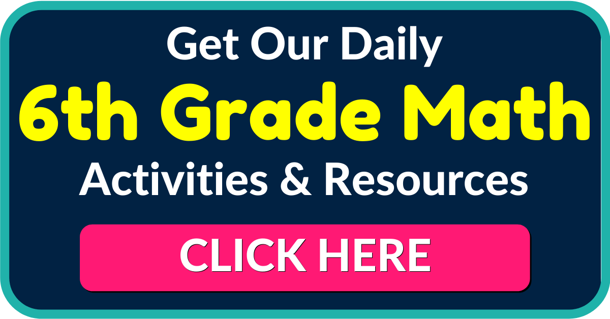 FREE 6th Grade Math Worksheets and Activities