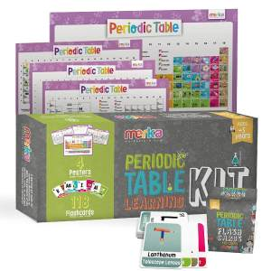 Periodic Table Learning Kit for Kids