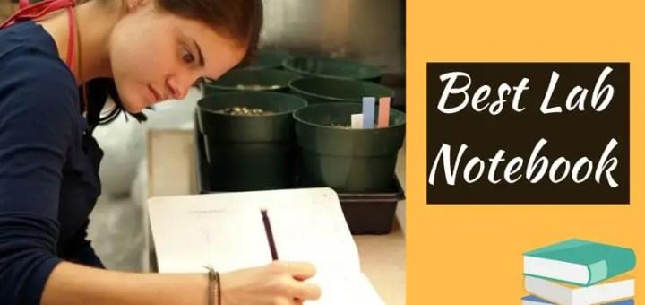 Best Lab Notebook