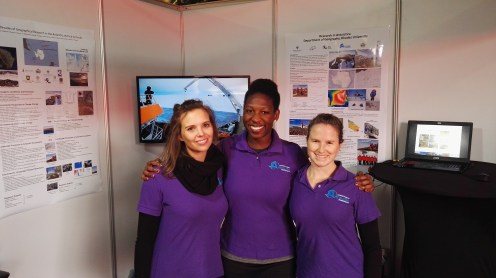 Jenna, Tebogo and Nicola ready to answer any questions you might have :)