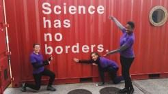 Science has no borders!