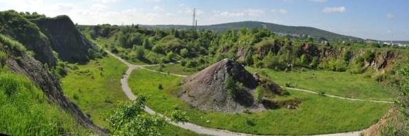 The Wietrznia Nature Reserve