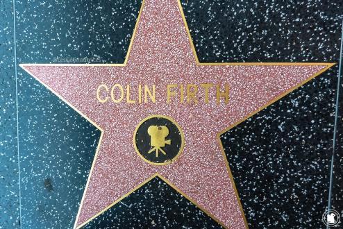 Hollywood Star, Hollywood Boulevard à Los Angeles