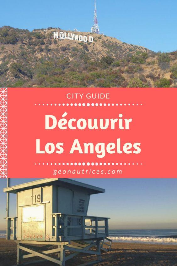 City guide de Los Angeles, la ville des anges et de ses alentours. Lieux et bâtiments typiques, quartiers à voir, restaurants et pubs, hébergement, etc. Tout ce qu'il vous faut pour planifier votre voyage ! ;) #losangeles #travel #cityguide #usa