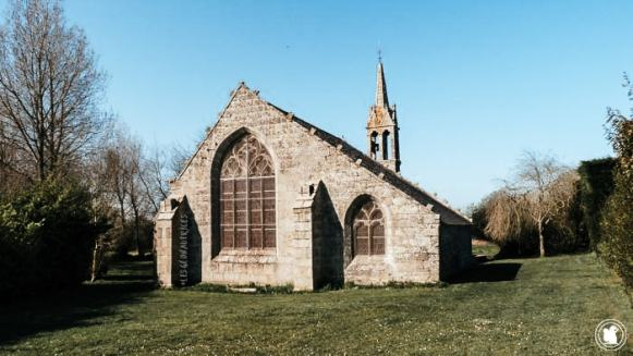 Chapelle la Madeleine, Bretagne
