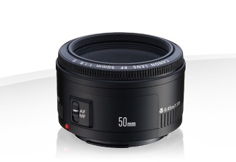 Canon 50mm objetcif