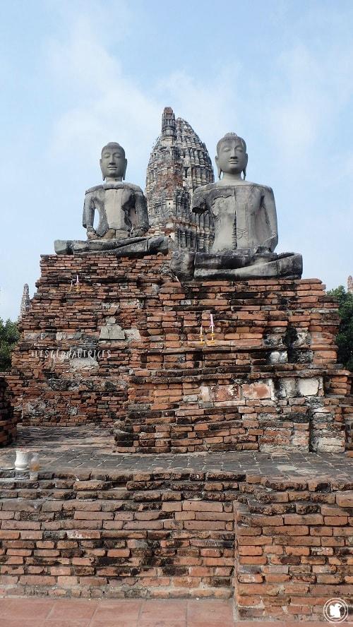 Wat Chaiwatthanaram, Thaïlande